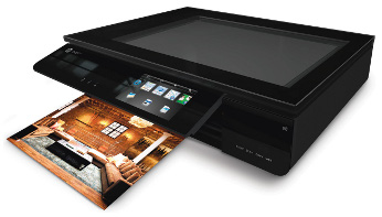 Hp Envy 120 All-in-one: ecológica y móvil