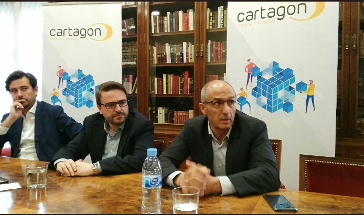 Cartagon refuerza su alianza con Google Cloud.